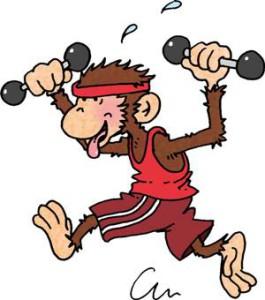sporten is gezond